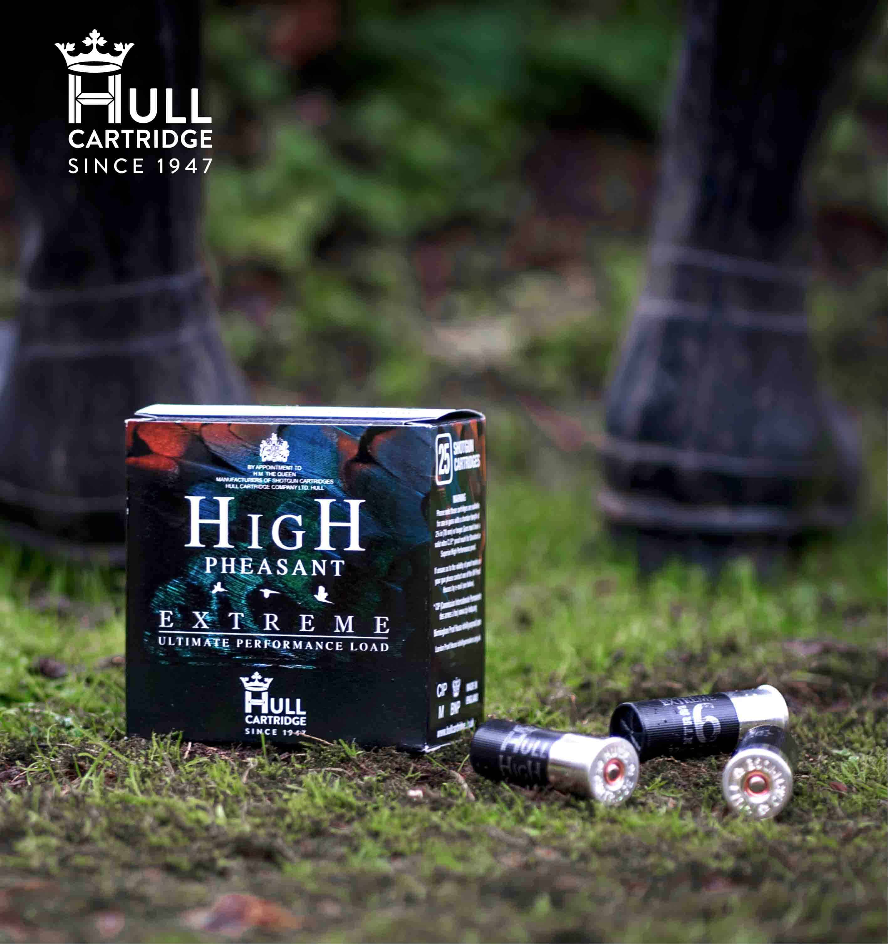 Hull Cartridge High Pheasant Extreme